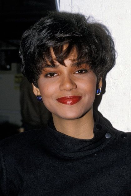 Halle Berry Pixie Hairstyles Hair And Beauty Halle