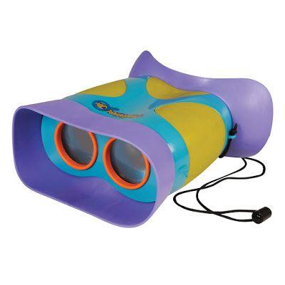 GeoSafari Jr. Kidnoculars | Binoculars for kids, Preschool ...
