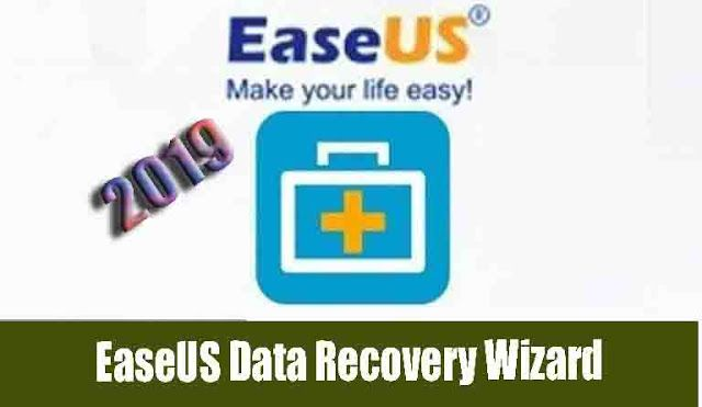 easeus data recovery wizard technician 2019 free download