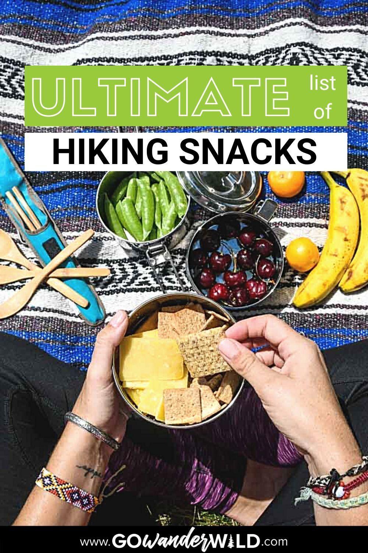 25 Best Hiking Snacks: Healthy & Delicious Trekking Food - Go Wander Wild
