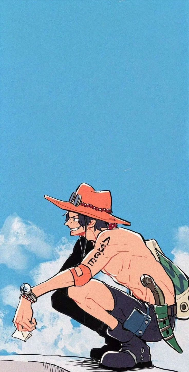 Imagenes de One Piece 2 - 310 #Ace🔥