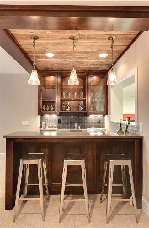 Basement Bar Ideas   The Basement Bars Are Amazing Places That Can Host A  Beautiful Party And Provide The Same Fun And Entertainment U2026