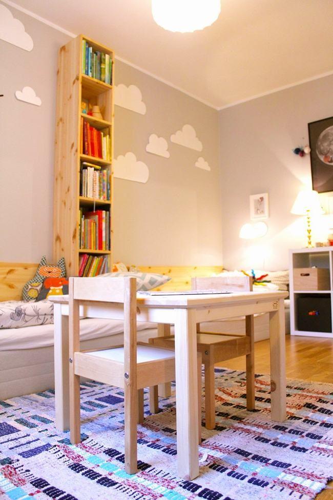 C mo dividir una habitaci n para ni o y ni a consejos y - Habitaciones infantiles compartidas ...