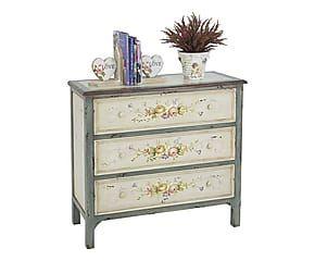 Soggiorno provenzale: mobili e accessori in legno| DALANI ...