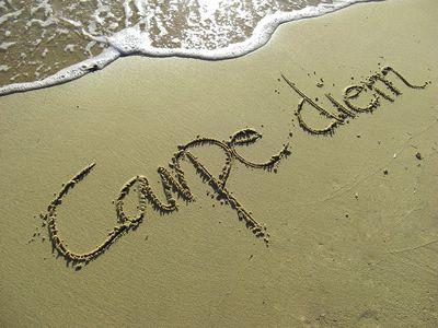 Carpe Diem Takalook Consejos Para Ser Feliz Ser Feliz Y Carpe