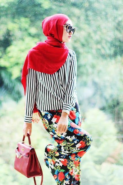 Dian Pelangi #hijab #style #hijabi #fashion
