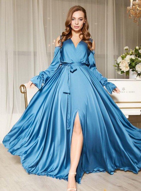 d1f13f59ff9 Bohemian maxi dress