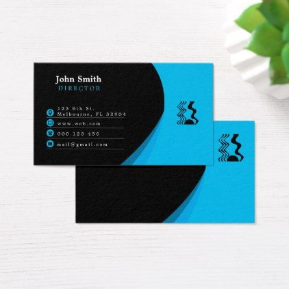 Corporate business card colourmoves