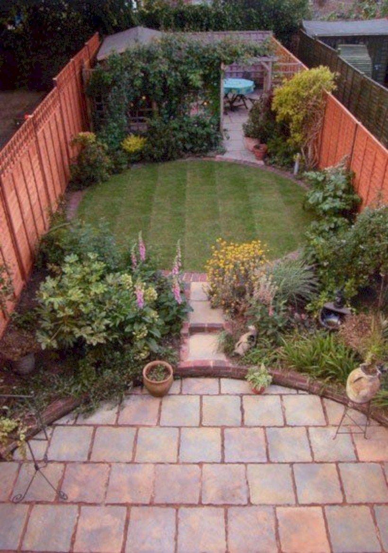 39 Small Garden Design for Small Backyard Ideas #smallgardenideas