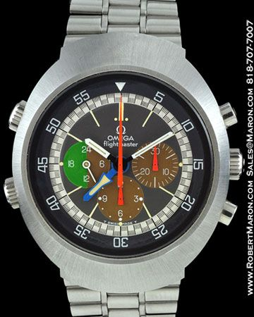 Omega Flightmaster Chronograph 910