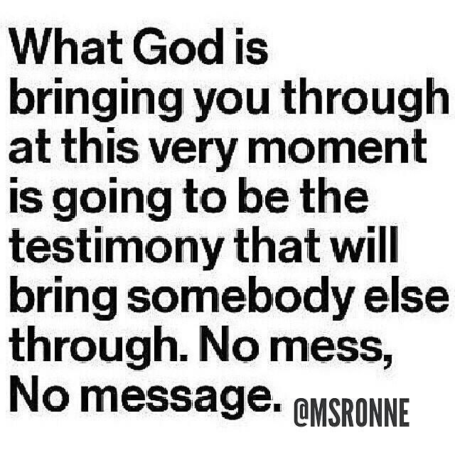 Love this message
