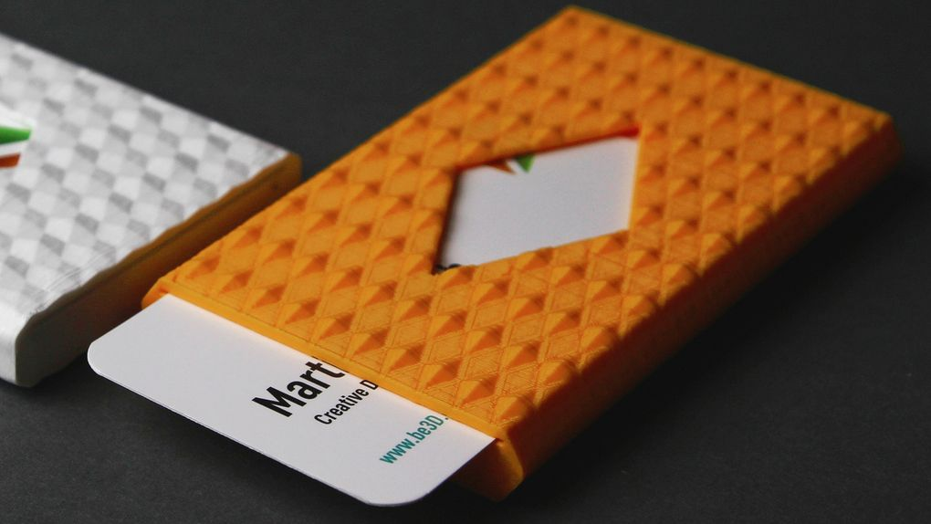 Beautiful 3d Printer Business Cards Images - Business Card Ideas ...