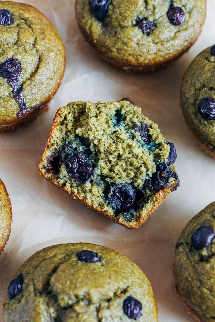 Healthy Green Monster Muffins  - ! A Permanent Health Kick ! - Healthy Recipes and Fitness Community...