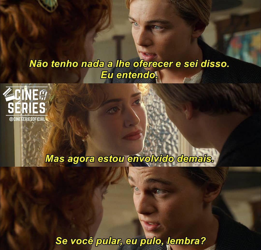 Filme Titanic Como Não Amar Titanic Filme
