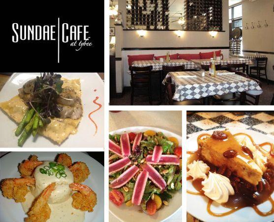 Sundae Café Savannah Ga