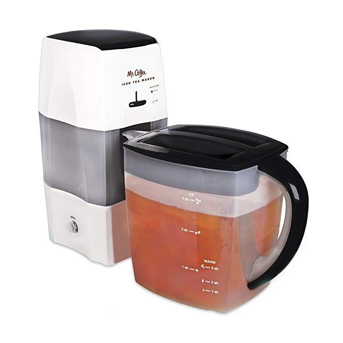 Mr. Coffee 3Quart Iced Tea and Iced Coffee