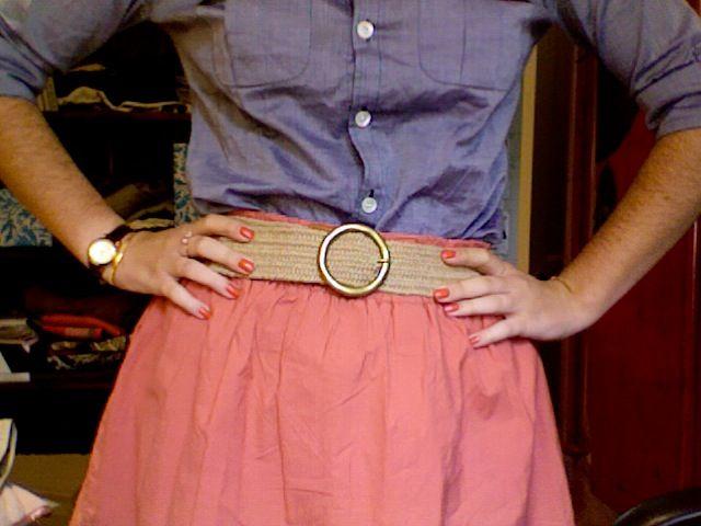 LITTLE V IS THE BEST HOUSEMATE EVER! thanks for sharing the skirt :) xoxo