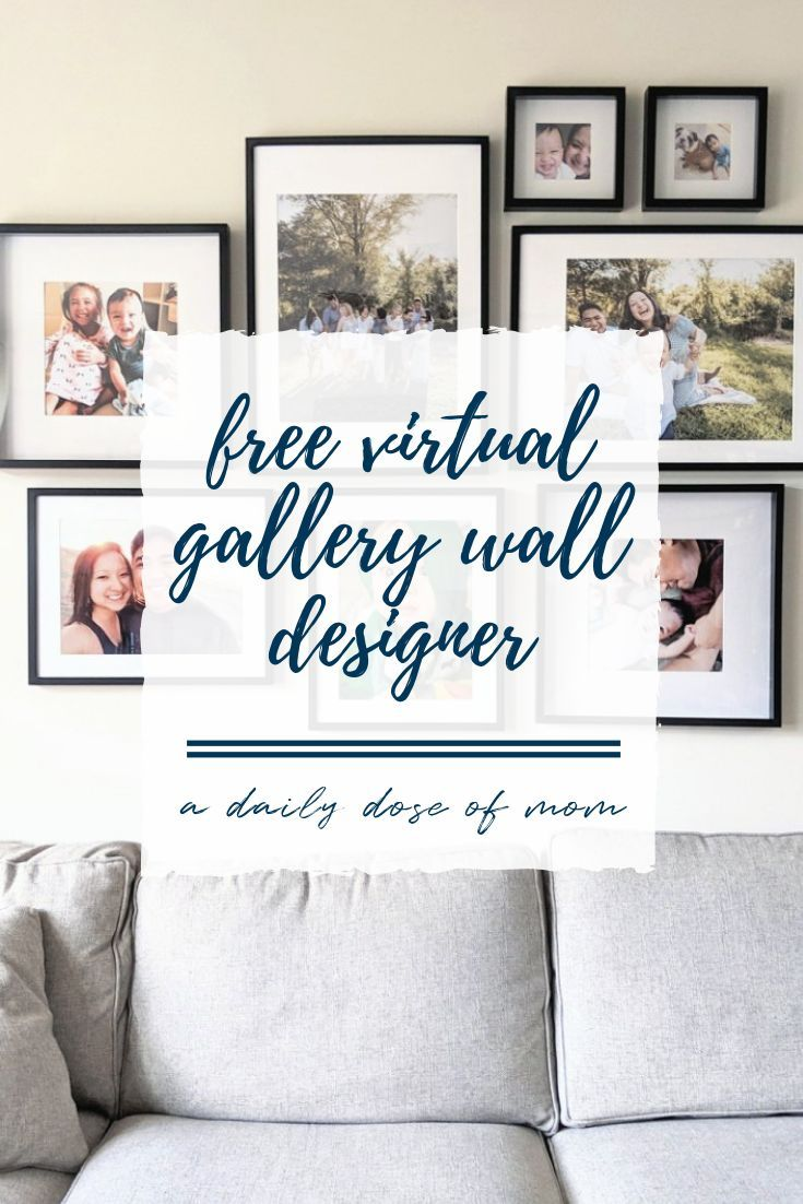 Virtual Design Room Online Free: Free Virtual Gallery Wall Designer (With Images)