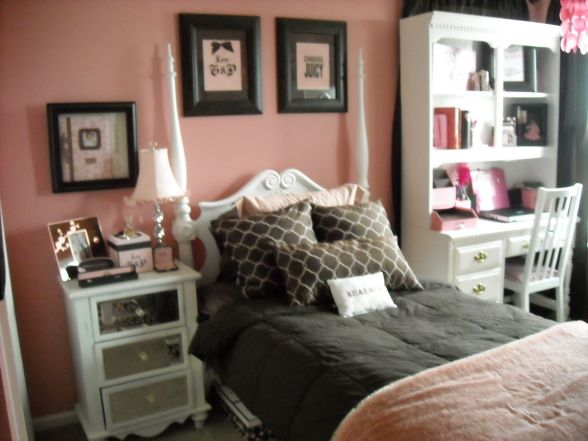 Juicy Couture Inspired Teen S Room Girls Room Designs Decorating Ideas Hgtv Rate My Space