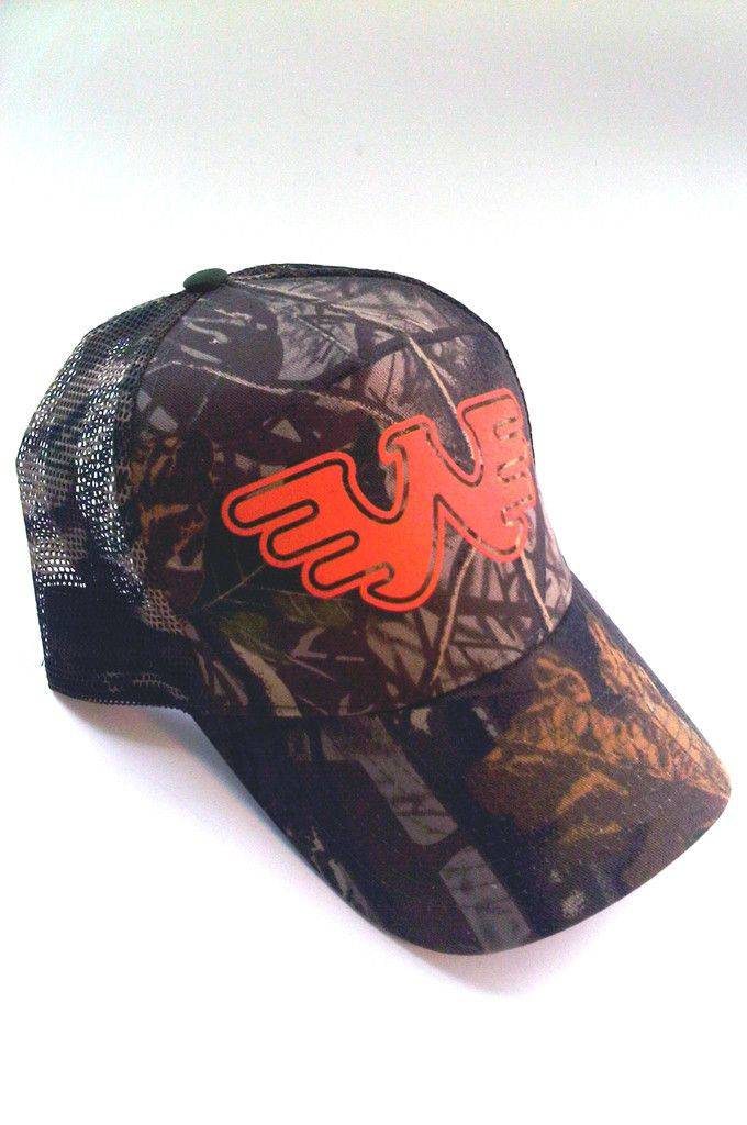 913a9997542f7 Waylon Jennings Flying W Trucker Hat - Oak THIS IS NECESSARY FOR MY LIFE.