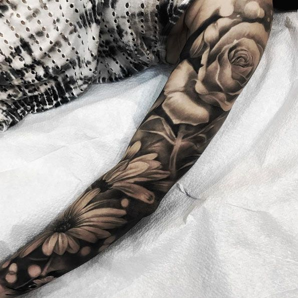 55 Sleeve Tattoos That Will Instantly Make You Jealous Loverly