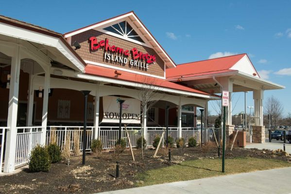 Located In Lake Grove Bahama Breeze Island Grille Is A Cheerful Tropical Restaurant With