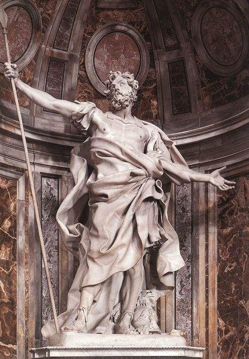 "Gian Lorenzo Bernini ""Longino"" | Bernini sculpture ..."