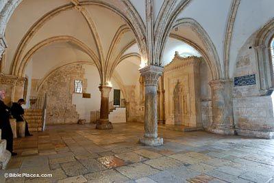 Upper-Room-interior-tb070807004-bibleplaces.jpg (400×268) | Biblical ...