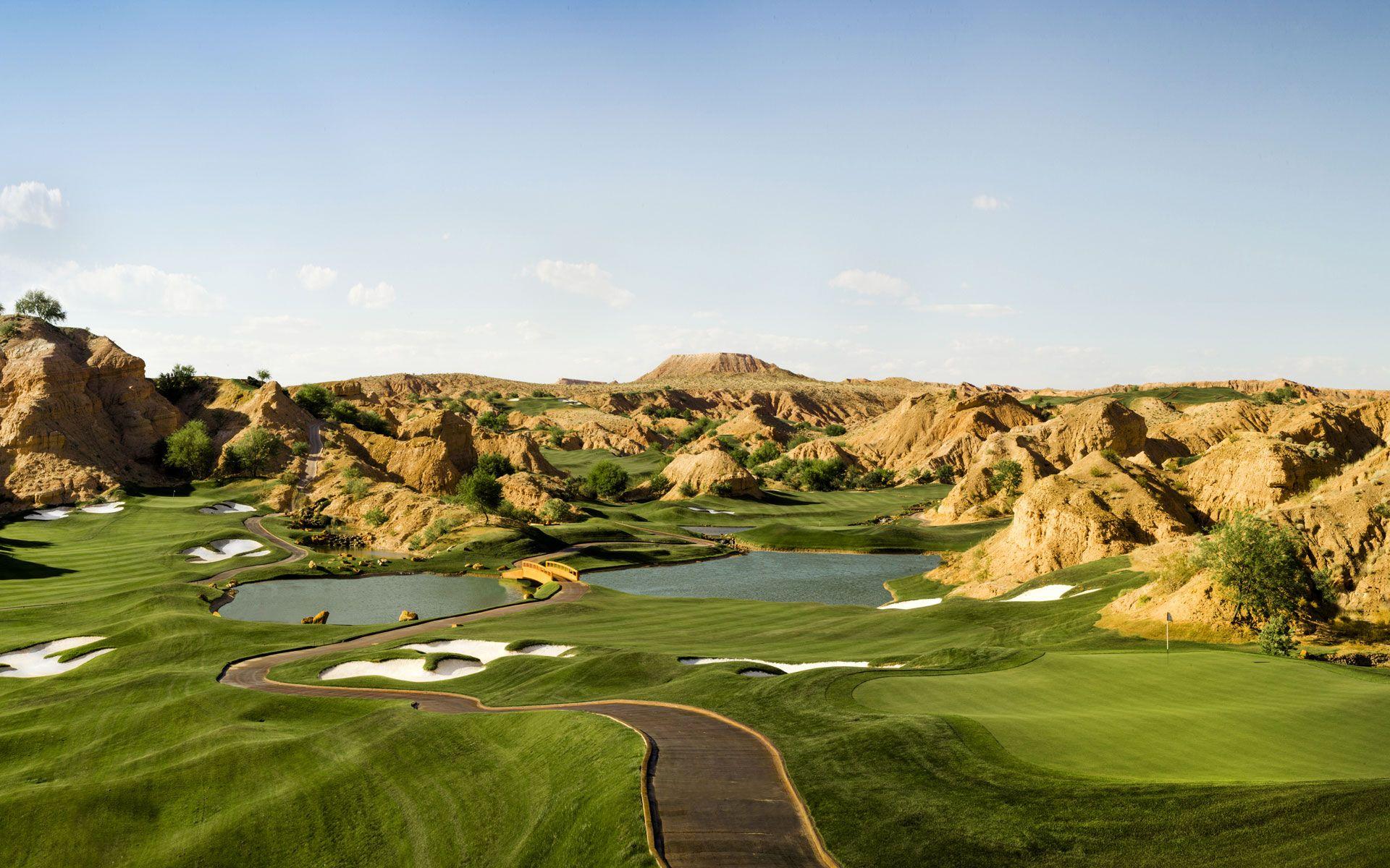 Las Vegas, Nevada Mesquite Courses Wolf Creek Golf