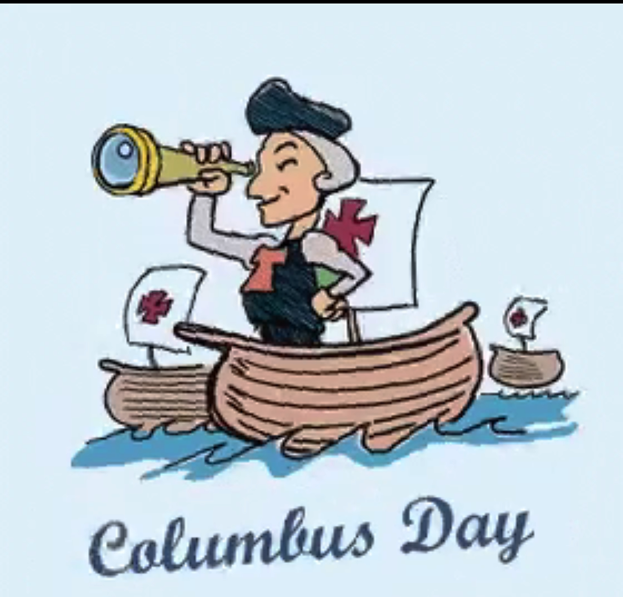 Columbus Day Clipart For Facebook Happy Columbus Day When Is Columbus Day Columbus Day Weekend