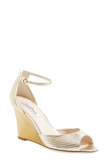 109667c3a48 L.K. Bennett  Coco  Wedge Sandal (Women) available at  Nordstrom ...