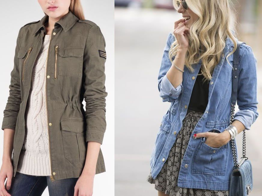 Patrón Parka o Anorak clásica | Abrigos, chaquetas...Costura - Diy ...