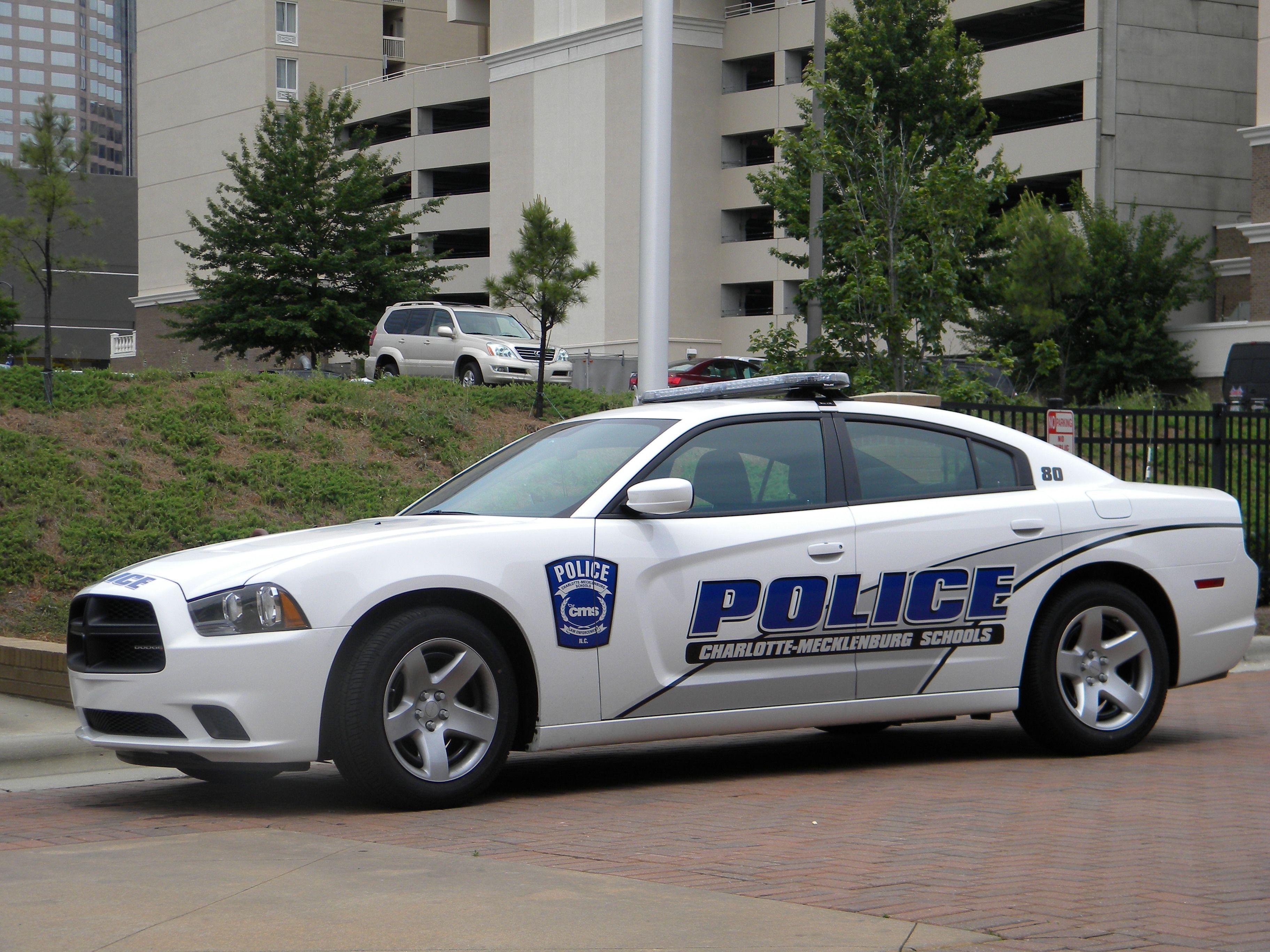 Charlotte-Mecklenburg Schools Police Department Charger