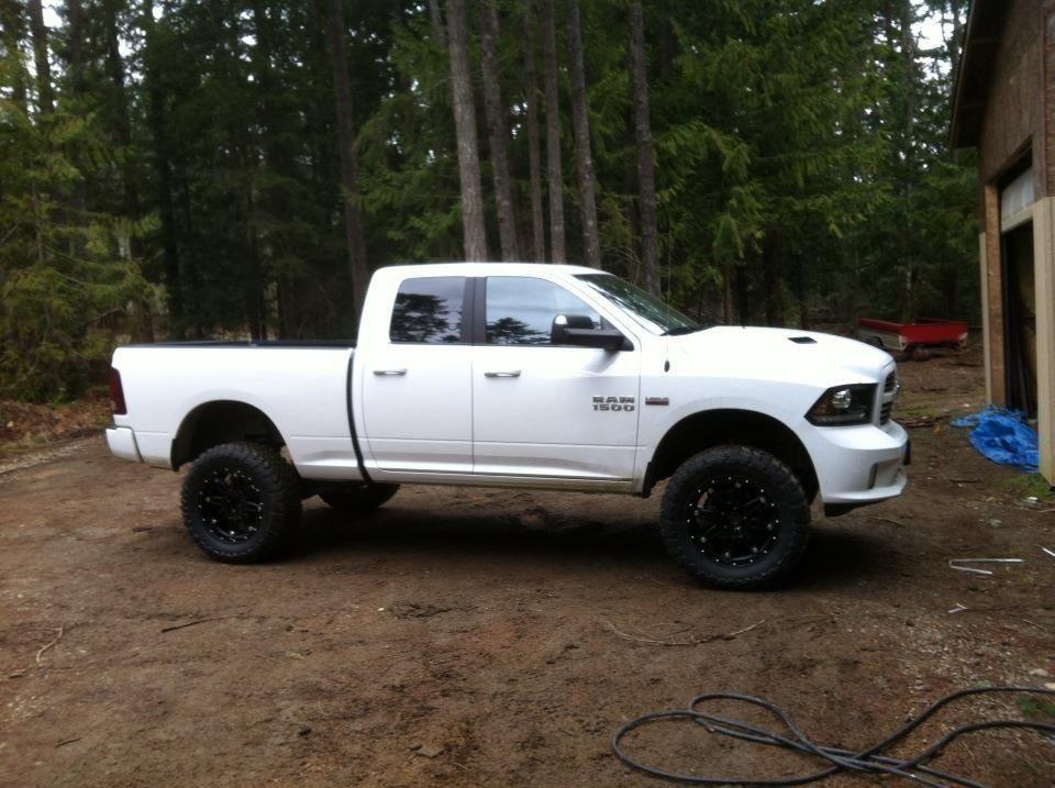 dodge 2013 ram lifted trucks twitter gmcguys - White Dodge Truck 2005