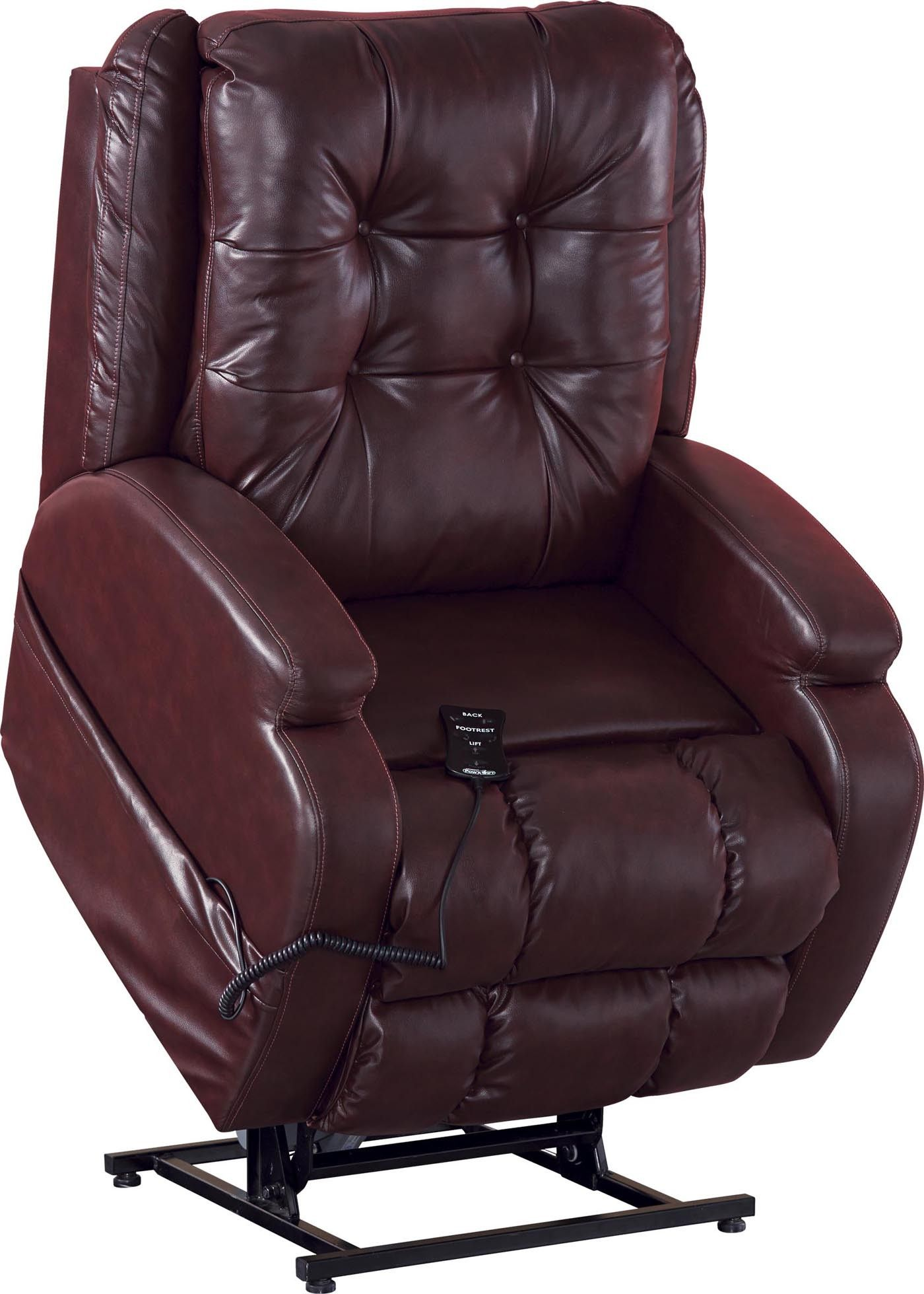 Catnapper Jenson Dual Motor Power Lift Chair Recliner 4855