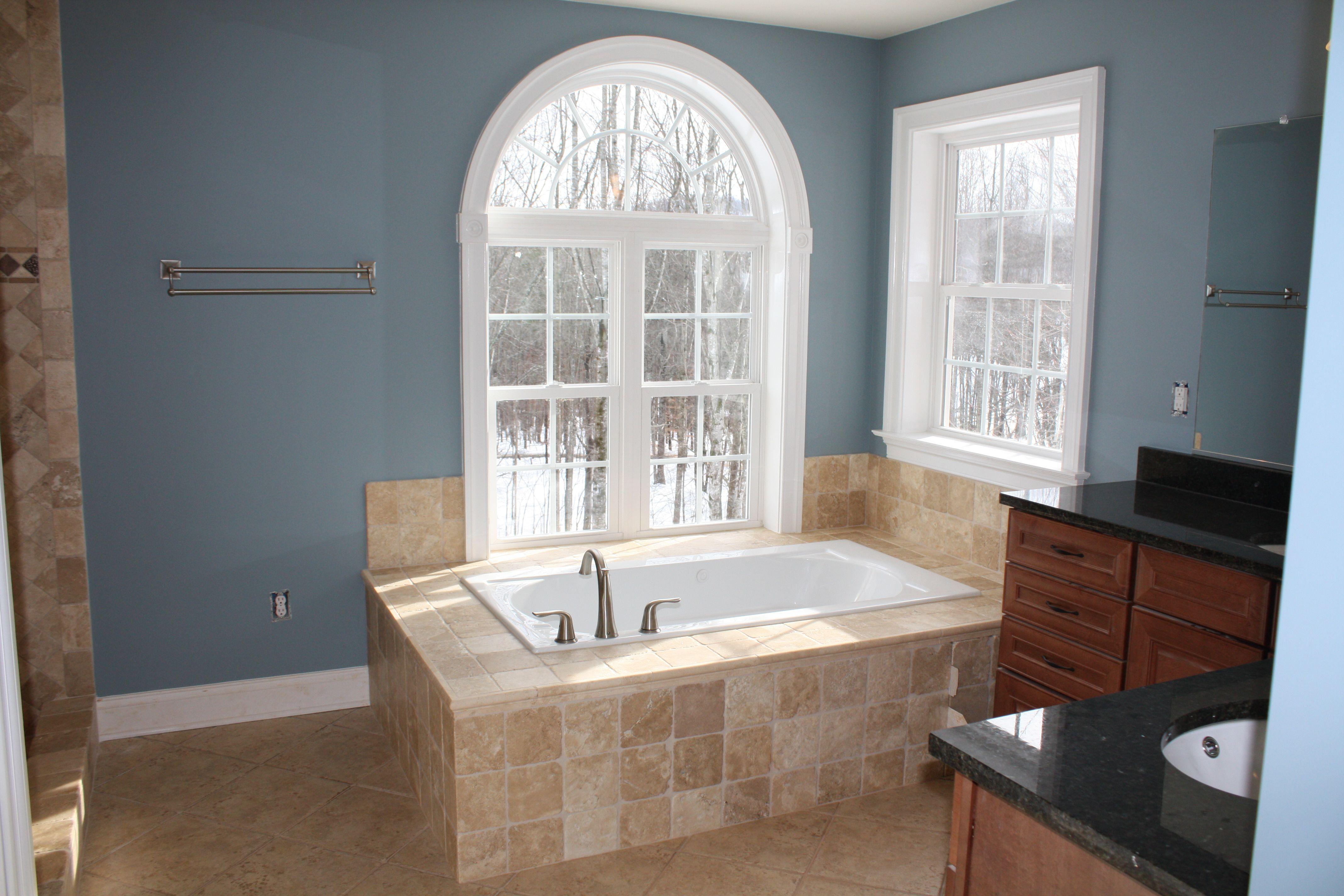 Colors | Grey bathrooms, Benjamin moore and Slate