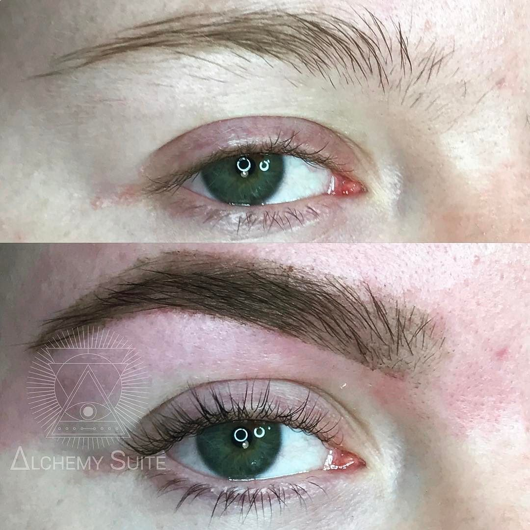 Drab To Fab Makeup Free Brow Sculpt Brow Henna And Lash Lift