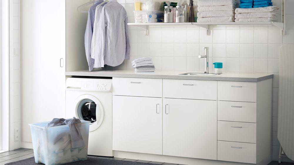Comment Nettoyer Votre Lave Linge Amenagement Buanderie Buanderies Et Buanderie Ikea