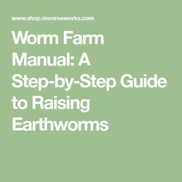 Sketch Earthworm Manual Guide