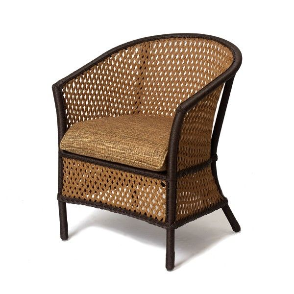 Bon ... Back Dining Chair Http://www.todayspatio.com /store/outdoor Furniture/wicker Furniture/grand Traverse Collection/grand Traverse Wicker Barrel Chair.html#