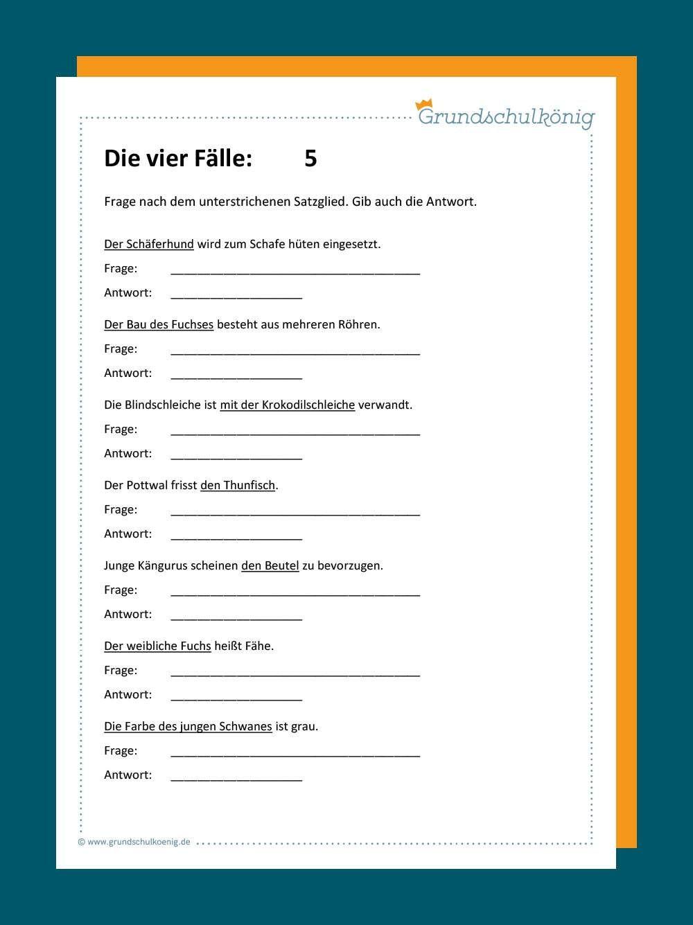 Die 20 Fälle   Deutsch grammatik übungen, Deutsche grammatik lernen ...