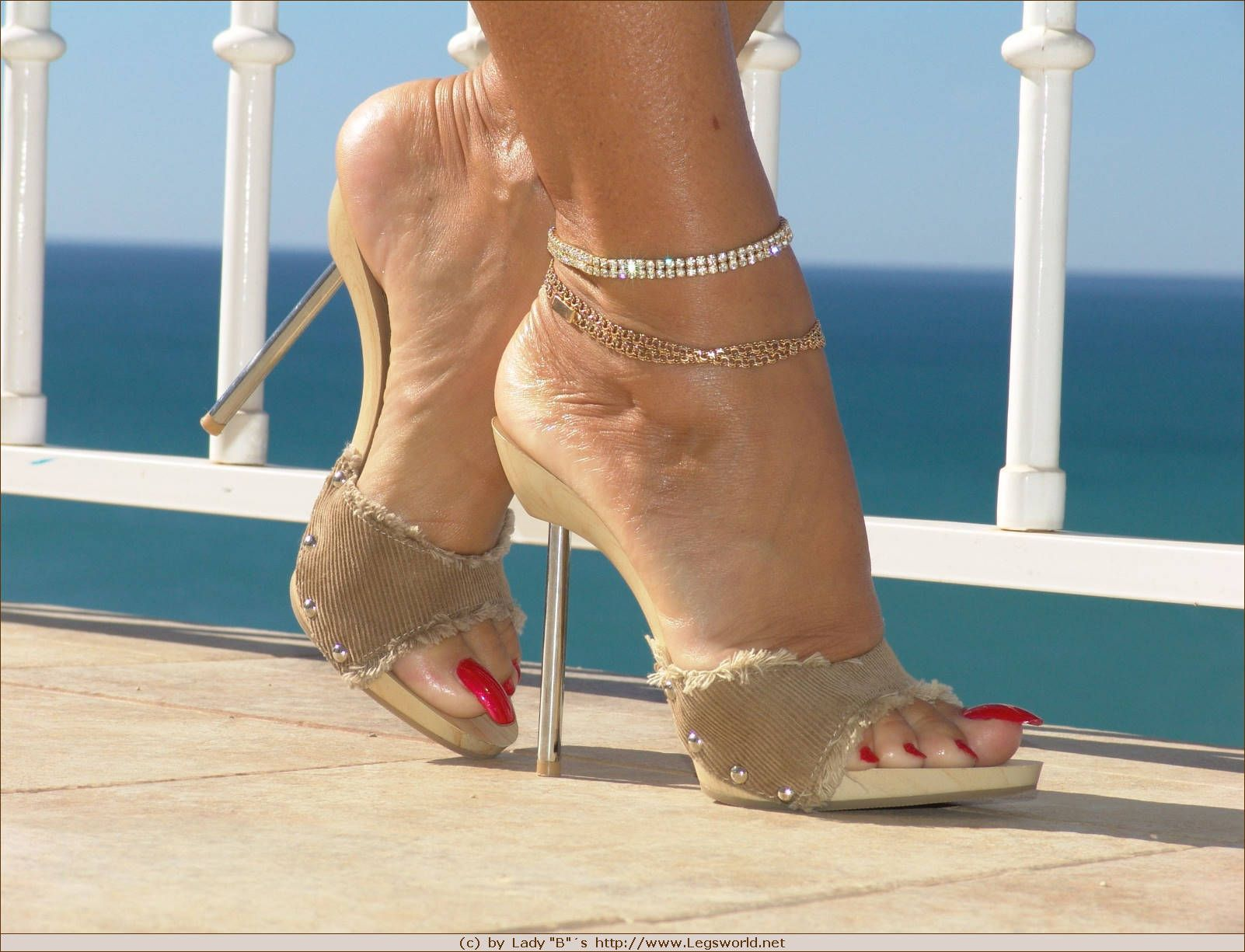 High heels barbara lady High Heels
