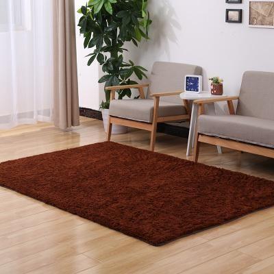 Bath Mat Kitchen Washable Carpet Non-slip Rug Soft Bathroom Carpet Size S M L
