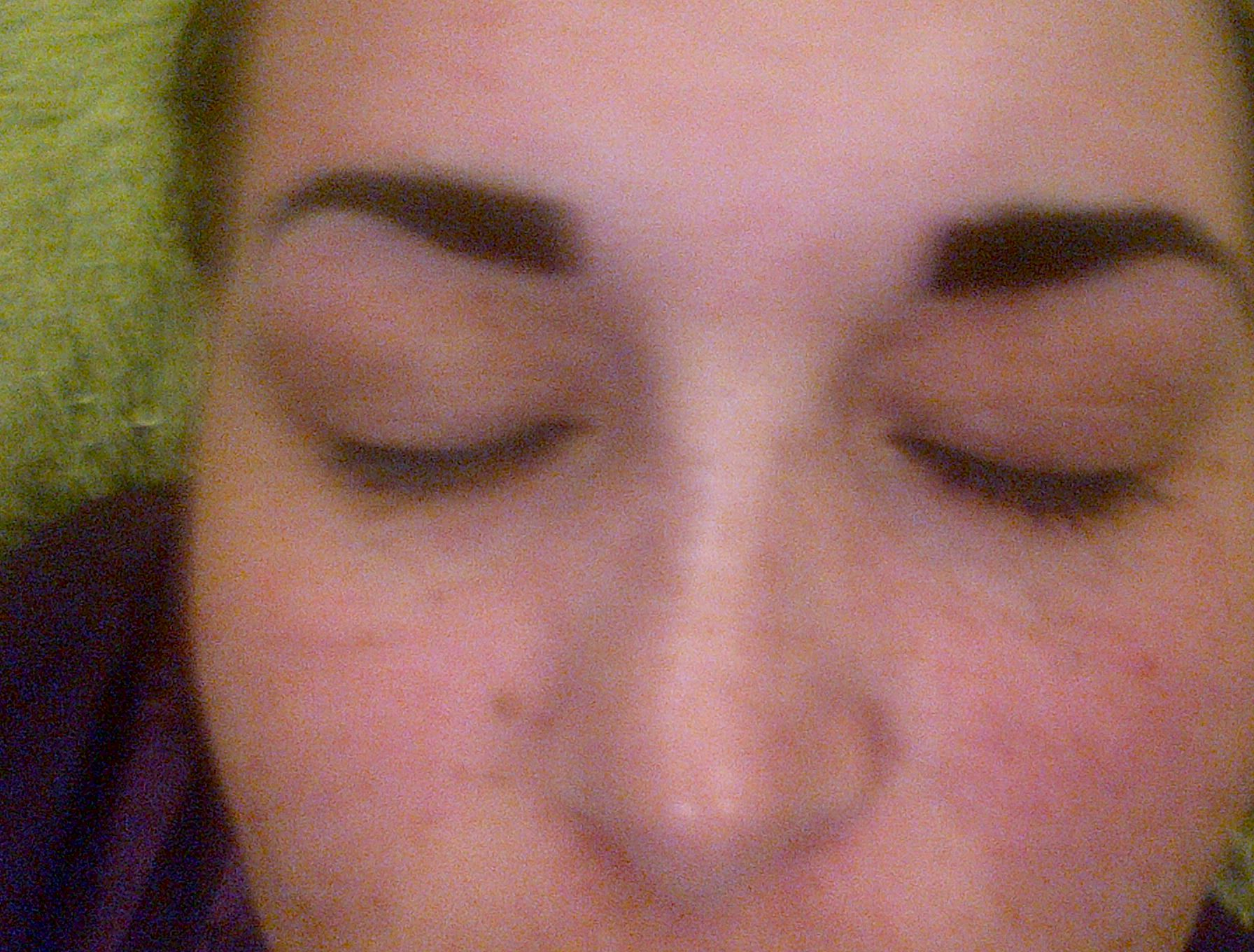 after full eyebrows