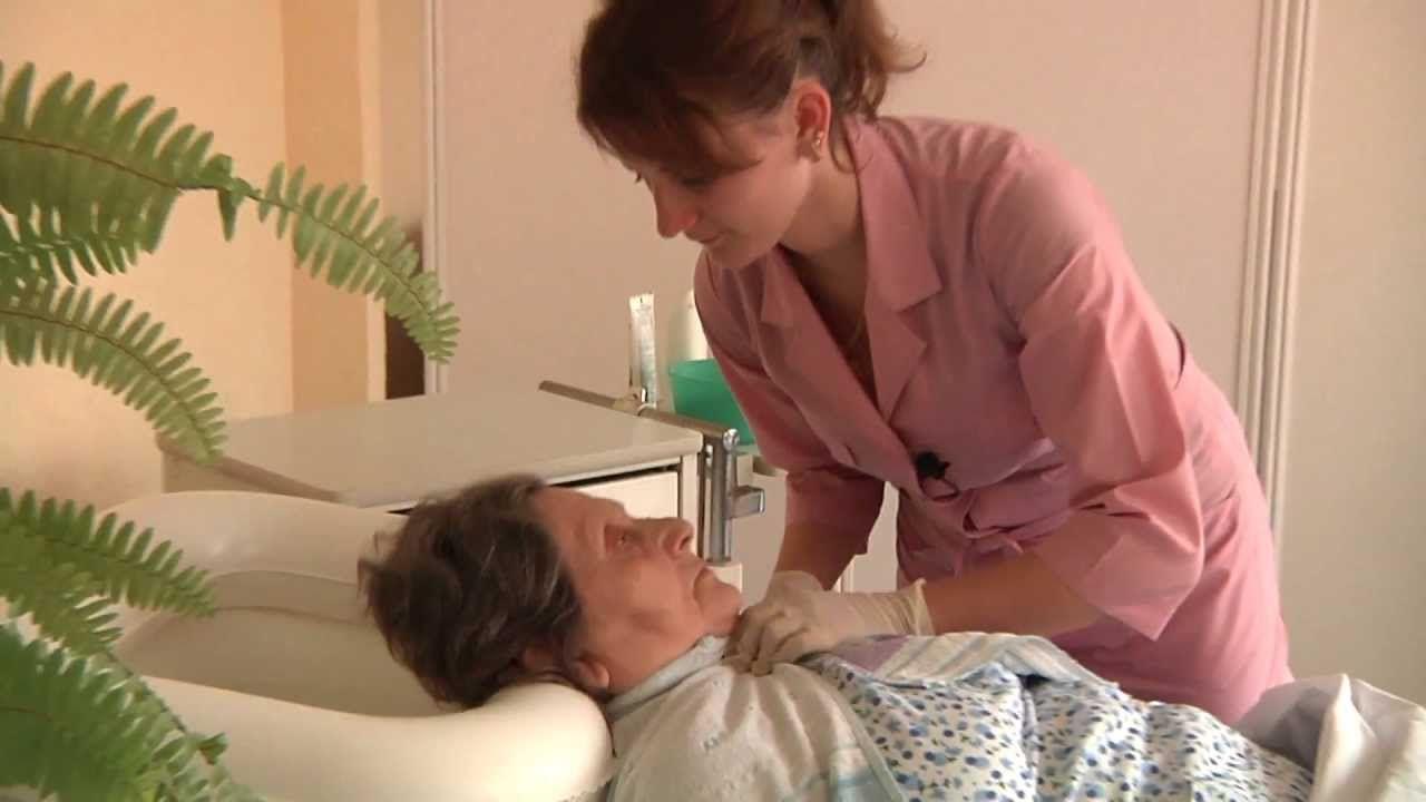 Средство гигиены по уходу за лежачим больным дом престарелых в краснодарском крае отзывы