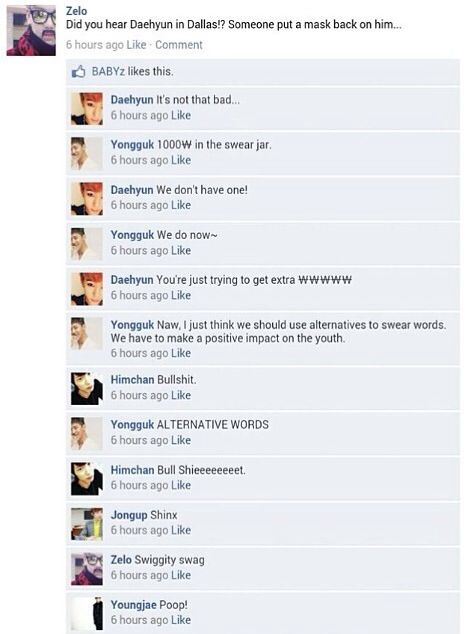"""I just love this one.. Crying every single time xD """"Poop!""""/////I am literally crying right now...this is so funny."""