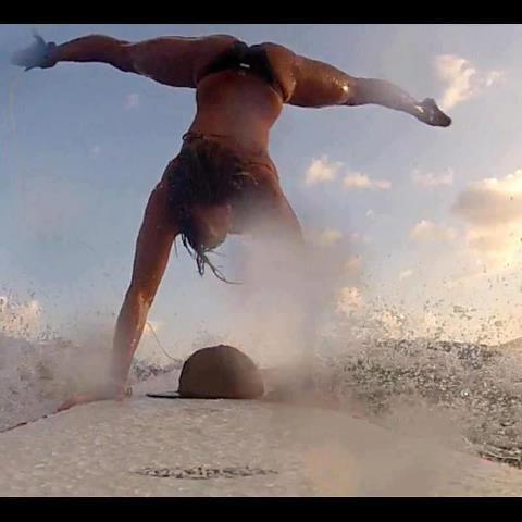 Sex surfer girl 8