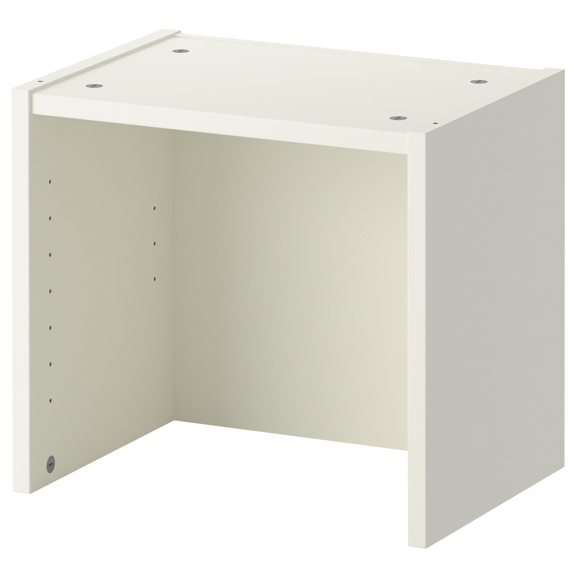 Ikea Ante Vetro Billy.Ikea Billy White Height Extension Unit In 2020 Ikea Bookcase