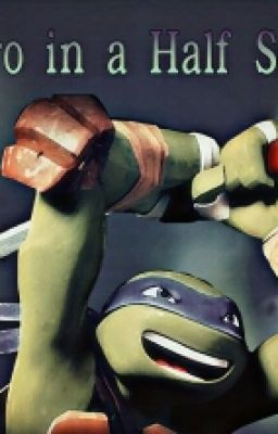 My Hero In A Half Shell ( Leonardo and Reader ) - The