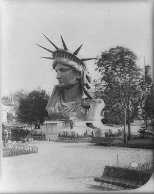 Dinge en Goete (Things and Stuff): Este Dia na História: 28 de outubro de 1886: Estátua da Liberdade dedicado